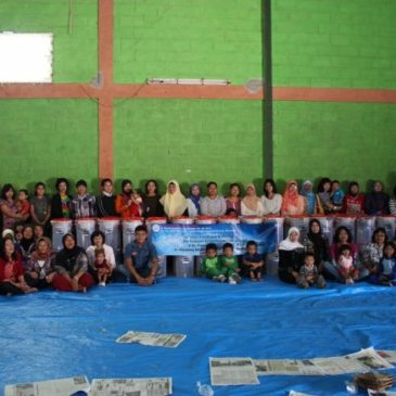Together with Cihanjuang Villagers on Saturday