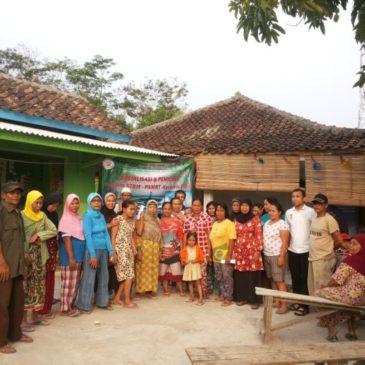 Penyuluhan Stop Merokok & Pembagian Keramik Filter di Desa Cisolok, Kabupaten Sukabumi