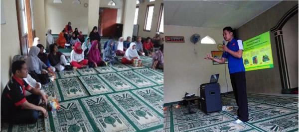 Public TB & Smoking Clinic in Riung Bandung