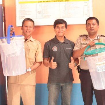 Water Filter Education & Distribution in Cipada Village