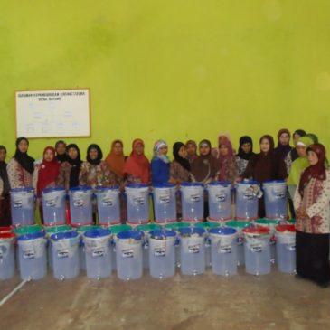 Distribution of Ceramics Filter in Village Mayang, Subang, West Java